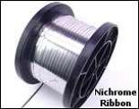 Nichrome wire by the foot