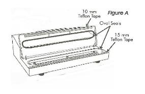 Pro 2300 vacuum sealer schematic parts drawing
